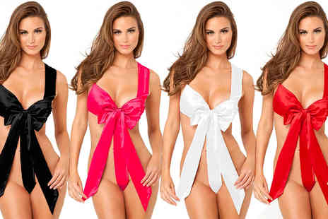 Domo Secret - Wrap me up lingerie - Save 75%