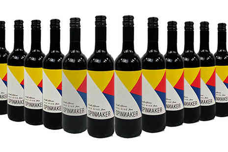 Eliots - 6 Bottles of South African Red Wine and 12 Pack of Sangria - Save 56%