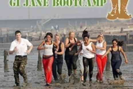 G.I.Jane Bootcamp - A Bootcamp Taster Day - Save 64%