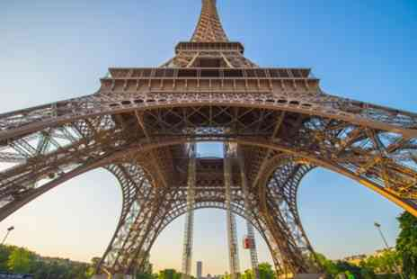 Hotel de l Exposition Tour Eiffel - Classic or Superior Room for Two with Breakfast - Save 47%