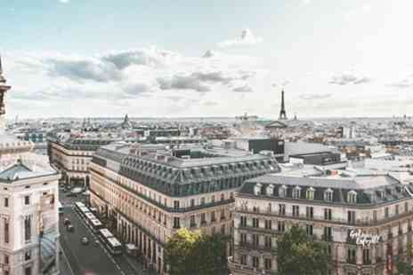 Hotel Korner Montparnasse - Double Room for Two with Option for Breakfast - Save 38%