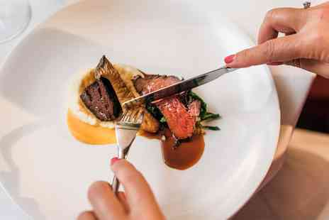 Thackerays Restaurant - 3 AA Rosette tasting menu meal for 2 in Kent - Save 50%