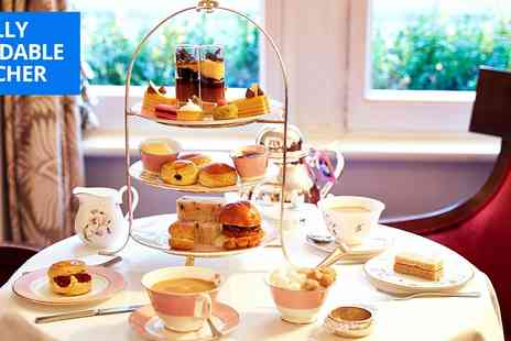 The Royal Horseguards - Afternoon tea and bubbly for 2 - Save 37%