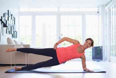 The Pilates Room - Four Online Classical Pilates Classes - Save 56%