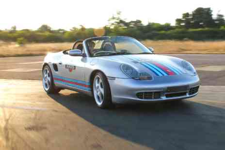 Virgin Experience Days - Junior Sports Car Driving Experience - Save 0%