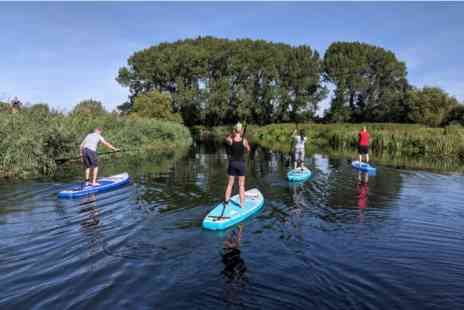 The River Avon - Paddleboarding Trip for Two - Save 0%
