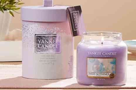 Groupon Goods Global GmbH - Yankee Candle Sweet Nothings Gift Set - Save 49%