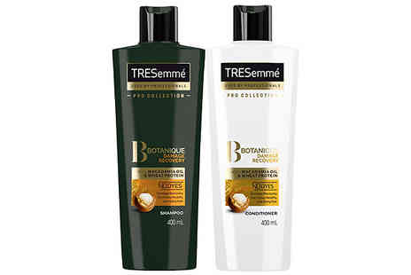 Ebeez - 6 x Tresemme Botanique Damage Recovery Shampoo or Conditioner - Save 41%
