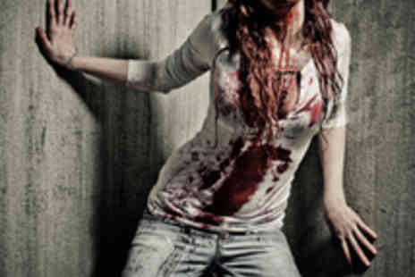 Ram Training - Zombie Riot Experience with Lunch - Save 51%