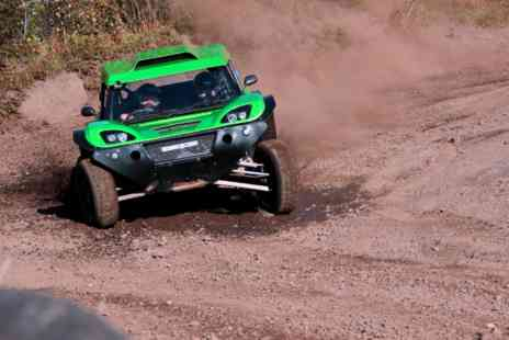 Virgin Experience Days - Half Day High Performance Off-Road Buggy Experience with Drive Revolution - Save 0%