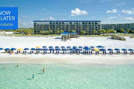 The Island Ft Walton Destin by Hotel RL - Newly Renovated Beachfront Hotel thru September - Save 0%