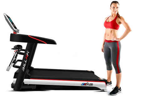 Bing Bang Bosh - A6 foldable electric treadmill pro runner or treadmill and massage machine - Save 0%