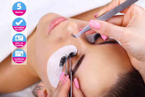 Trendimi - Accredited lash technician online course - Save 86%