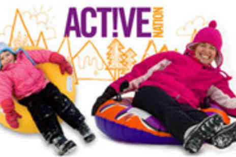 Active Nation - Ringo ride experience at Southampton Snowsports Centre - Save 60%
