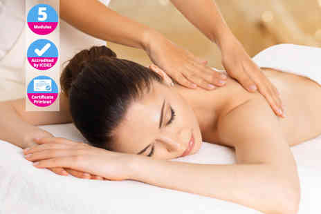 Trendimi - Accredited holistic therapy online course - Save 88%