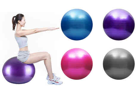 Arthur Gold - Small  Exercise gym ball - Save 0%