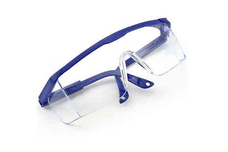 Arthur Gold - Pair of safety protective glasses - Save 0%