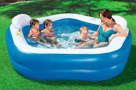 Direct2Public - Bestway outdoor paddling pool - Save 69%