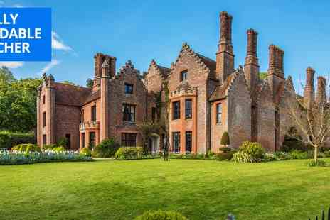 Chenies Manor House - Entry for 2 to Bucks manor house and gardens - Save 50%