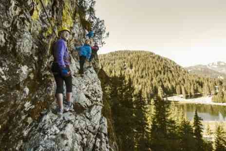 No Boundaries - Choice of Day Outdoor Climbing, Caving, Bouldering or Hiking - Save 49%