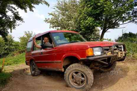 Virgin Experience Days - 4x4 Off Road Adventure - Save 0%