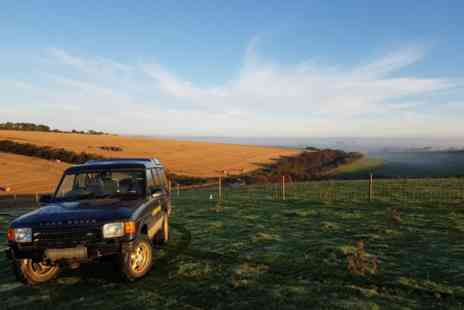 Virgin Experience Days - 1:1 4x4 Off Road Driving Experience - Save 0%