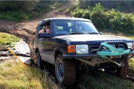 Virgin Experience Days  - Junior 1:1 4x4 Off Road Driving Experience - Save 0%