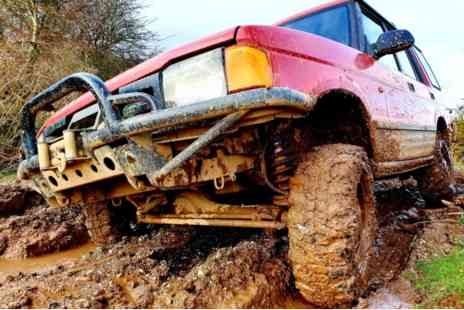 Virgin Experience Days - Junior 4x4 Off Road Adventure - Save 0%