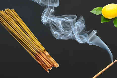 Discount Hub - 12 Pack of Satya Citronella Incense Sticks - Save 65%