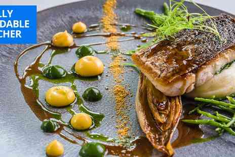 L Ortolan - Michelin starred chefs table meal for Two - Save 21%