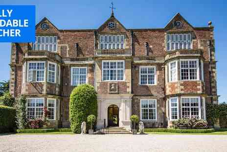 Goldsborough Hall - Lunch for 2 at magnificent mansion near Harrogate - Save 30%