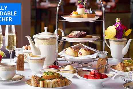 The Park Terrace Restaurant - Champagne afternoon tea - Save 31%