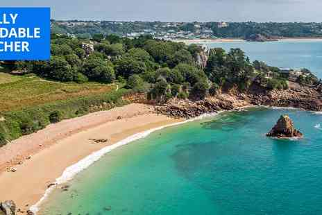 The Club Hotel and Spa in Jersey - Three Nights luxury Jersey break With Michelin star lunch & spa - Save 46%