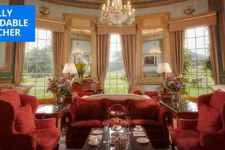 Swinton Park - Afternoon tea and garden entry for 2 - Save 33%