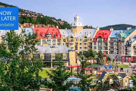 Homewood Suites - Mont Tremblant Suite Stay With Parking and Breakfast - Save 0%
