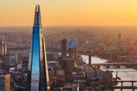 Shard Viewing Gallery Management - The View from The Shard private hire for up to 10 - Save 20%