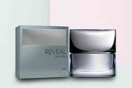 Wowcher Direct - 30ml bottle of CK Reveal eau de toilette for men - Save 53%