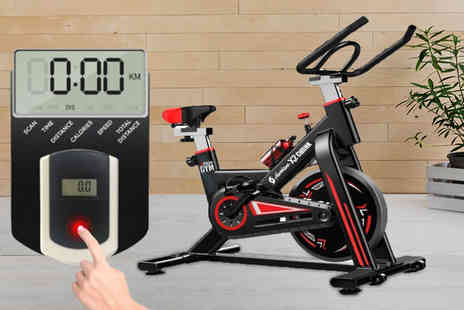 Bing bang bosh - Hurricane X2 spinning exercise bike - Save 40%