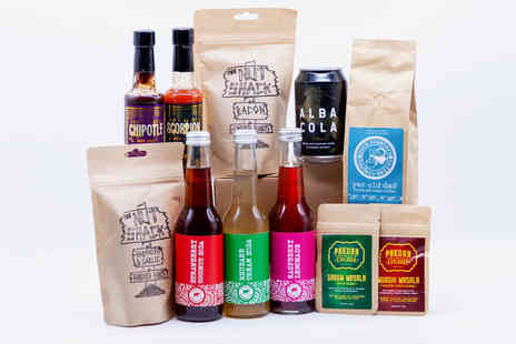 Paisley Drinks Co - Fathers Day food and drinks hamper - Save 37%