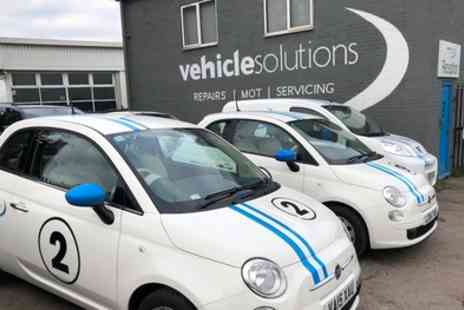 Vehicle Solutions Cheltenham - Air Conditioning Service and Re Gas - Save 32%