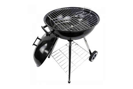 Direct2Public - 18 inch kettle BBQ grill - Save 0%
