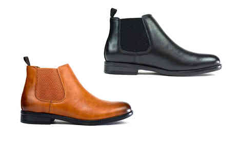 Shoe Fest - Pair of mens Chelsea boots - Save 0%