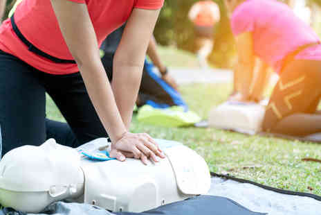 International Open Academy - Online CPR and First Aid course - Save 87%