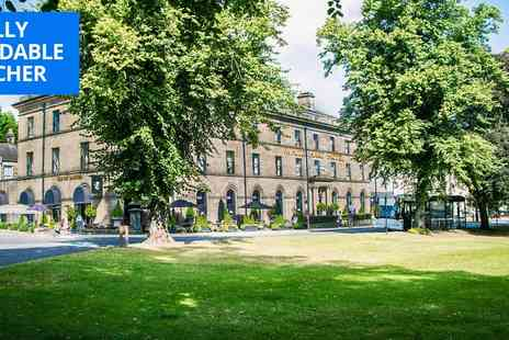 The White Hart Hotel - Stay at Harrogate landmark hotel with bubbly - Save 54%