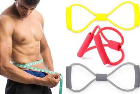 Groupon Goods Global GmbH - Elastic Resistance Bands for Strength Training - Save 0%
