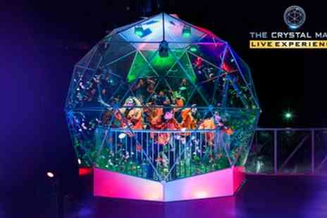 The Crystal Maze - Crystal Maze Live Experience with Souvenir Photograph - Save 33%