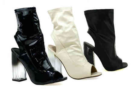 Shoe Fest - Pair of hot sole shoes choose from three styles - Save 0%