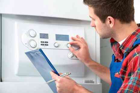One Call Gas Services - Full gas boiler service with a gas safety certificate - Save 42%