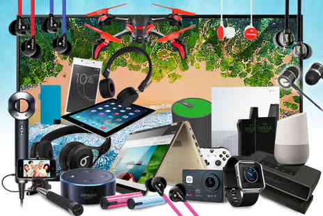 Brand Arena - Mystery electronics deal Sony, Veho, Apple, Defunc and more - Save 0%