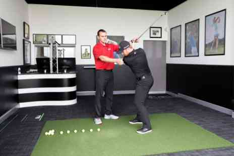 PGA Professional - 9 Hole Golf Lesson with Two - Save 0%